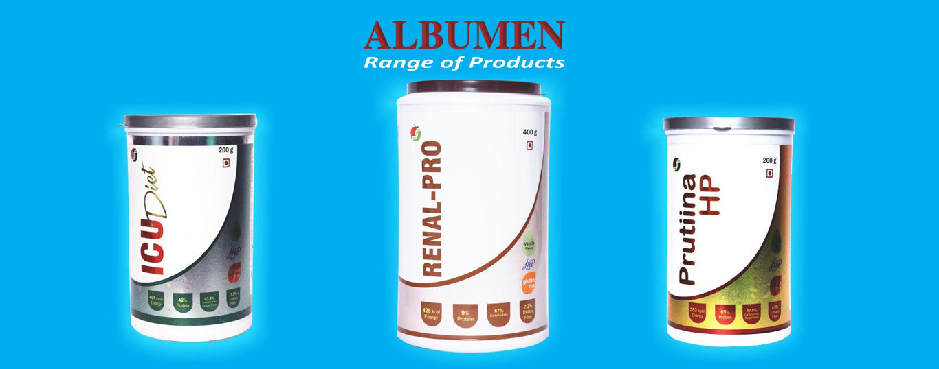 Albumen Powder